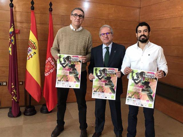 Presentación I Carrera y Marcha ONG Cirugía Solidaria