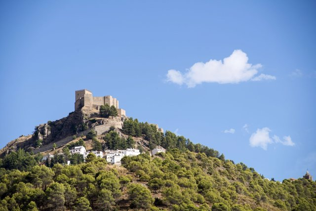 Castillo de Segura de la Sierra (Jaén)