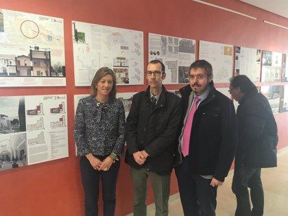El proyecto 'Ventanas al pasado' gana el concurso de ideas para rehabilitar el Palacio del Ecijano de Andújar (Jaén)