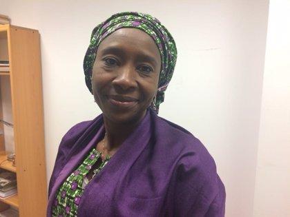 """Fatima Imam, abogada nigeriana: """"El conflicto con Boko Haram va más allá de las niñas de Chibok"""""""