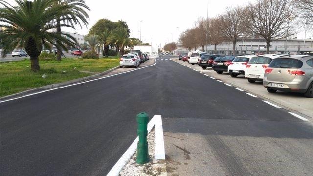Acaban las obras del polígono Carretera Amarilla.