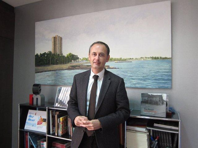 El consejero de Cultura, Turismo y Medio Ambiente, Javier Celdrán