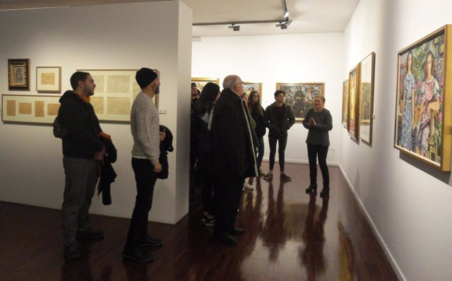 Visita al Museo Zabaleta