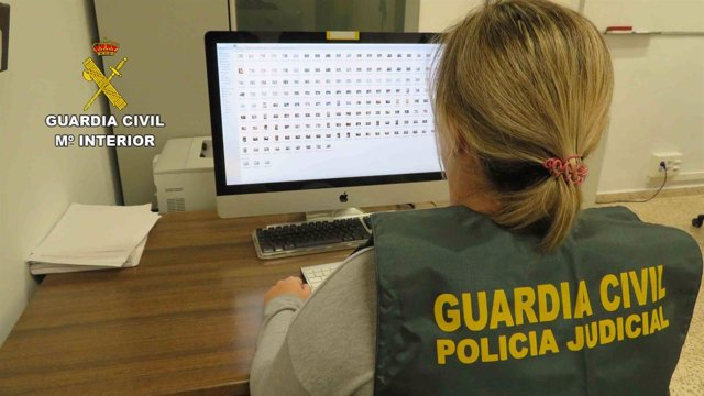 Guardia Civil, policia judicial