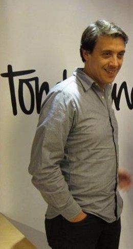 Francis Paniego, cocinero