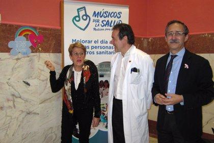 El Hospital Royo Villanova de Zaragoza anunciará cada batalla ganada al cáncer