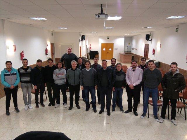 Canjáyar es sede de la masterclass para músicos de orquesta de Roberto Gianola.