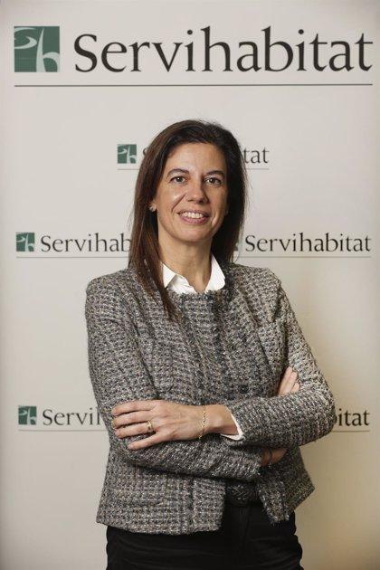Servihabitat nombra a Edelweiss Obiol como directora ejecutiva Financiera y de Gestión del Cambio