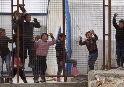 HRW acusa a los guardias turcos de disparar indiscriminadamente contra desplazados sirios