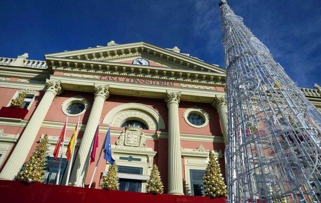 Edificio la Glorieta Ayuntamiento de Murcia