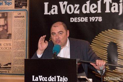 La Voz del Tajo celebra sus mil números en 40 años con la defensa del papel y la digitalización de hemeroteca como retos