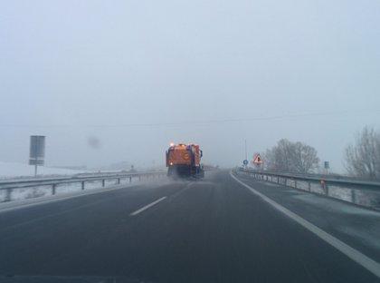"""La Administración asturiana """"está preparada para hacer frente a la nieve"""", afirma Guillermo Martínez"""