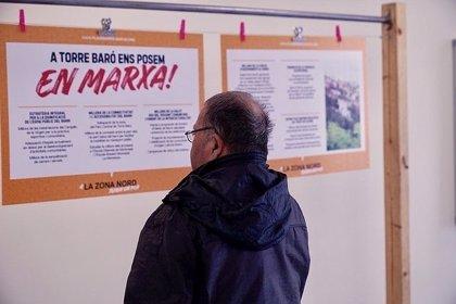El distrito barcelonés de Nou Barris inaugura el nuevo casal de Torre Baró