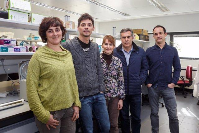 """El grupo de investigación en """"Bioinsecticidas microbianos"""""""