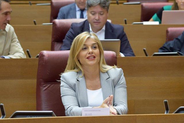 La secretaria del PPCV, Eva Ortiz