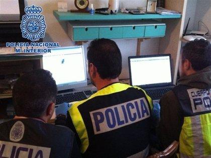 Dos vecinos de Bizkaia y uno de Gipuzkoa entre los 40 detenidos por una red de material pedófilo