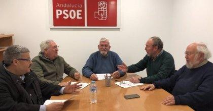 Socialistas veteranos diseñan las líneas de actuación del nuevo Consejo Provincial de Mayores del PSOE de Huelva