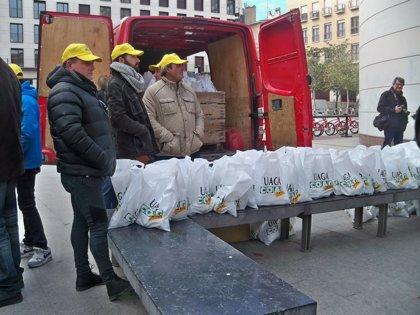 """UAGA asegura que el sector de la fruta está en """"ruina total"""" y reclama """"ayuda de las instituciones"""""""