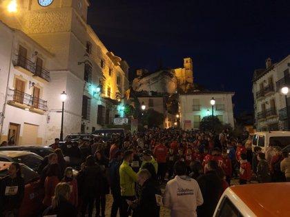 Una carrera en Montefrío (Granada) recauda 2.186 euros para la búsqueda de un joven desaparecido en California