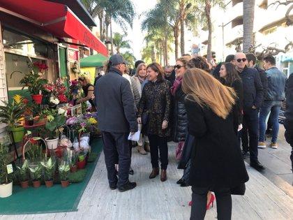 """Bonig asegura que """"Puig permite y consiente que el proyecto nacionalista catalán se quiera implantar"""""""