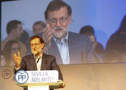 Rajoy clausura en Córdoba una convención del PP sobre la prisión permanente revisable