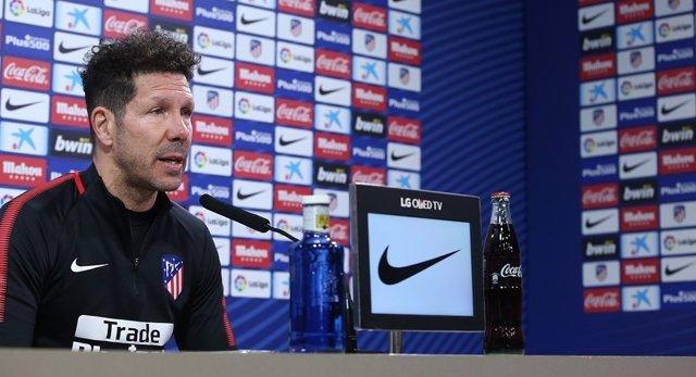 Diego Pablo Cholo Simeone Atlético