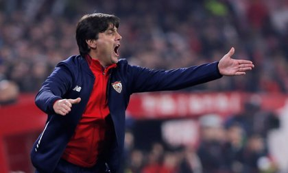 """Montella: """"Quiero pedir disculpas a la afición, pero unidos llegaremos a la final de Copa"""""""