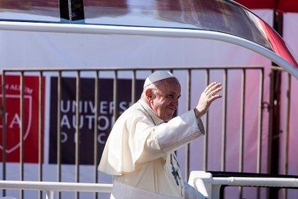 """El Papa se reúne con víctimas de la usura: """"Es una plaga que humilla y mata"""""""