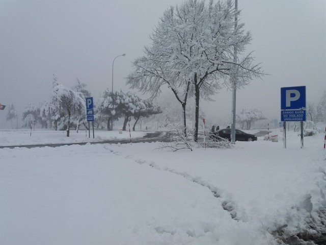 Nieve En Altube Ahora