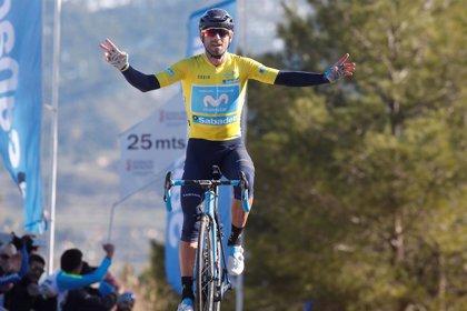 Valverde se impone en la etapa reina y roza la victoria final en la Volta a la Comunitat Valenciana