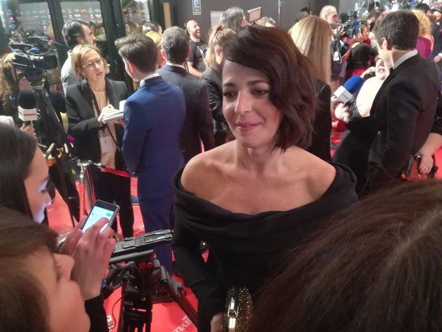 Nora Navas, vicepresidenta de la Academia de Cine