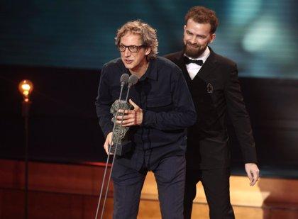 Goya 2018 | Laurent Dufreche y Raúl López, Mejor Montaje por 'Handia'