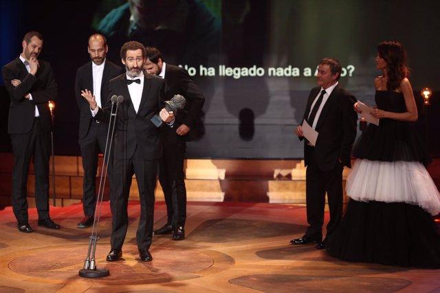 Mejor Guion Original en los Goya 2018