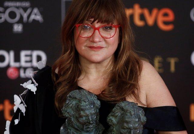 Isabel Coixet en los Goya 2018