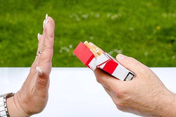 evitar el consumo del tabaco