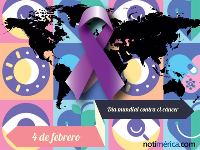 4 De Febrero, Dia Mundial Contra El Cáncer
