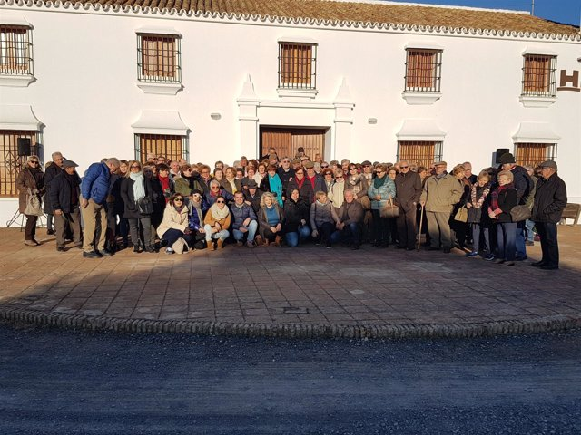 Jornada de tradiciones y costumbres de la provincia de Huelva