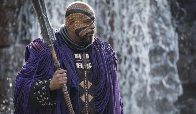 Forest Whitaker en 'Black Panther'