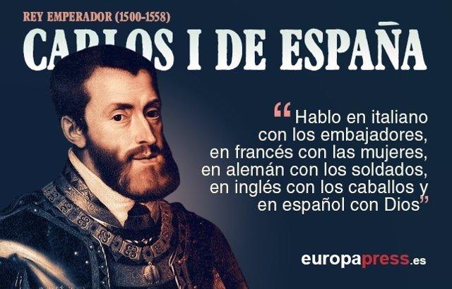 Carlos V, el Rey Emperador