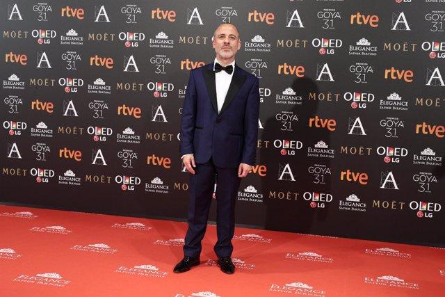 Javier Gutiérrez, Premios Goya 2017