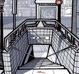 El cómic 'El día 3'