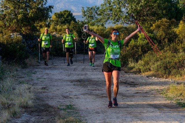 Oxfam Intermón Trailwalker de 2017