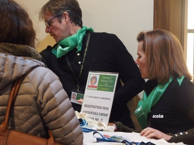 Encuentro en Jaén