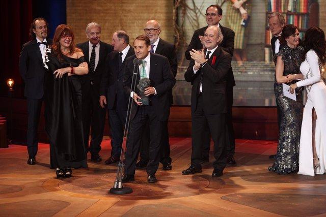 Ganadores de los Goya