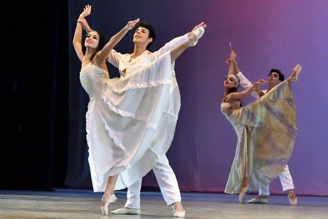 El Ballet Nacional de Cuba-Ballet de Camagüey