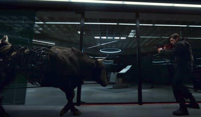 Clip de la segunda temporada de Westworld