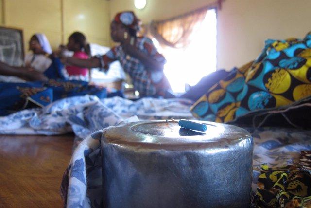 Niñas matrimonio forzoso Benin Africa