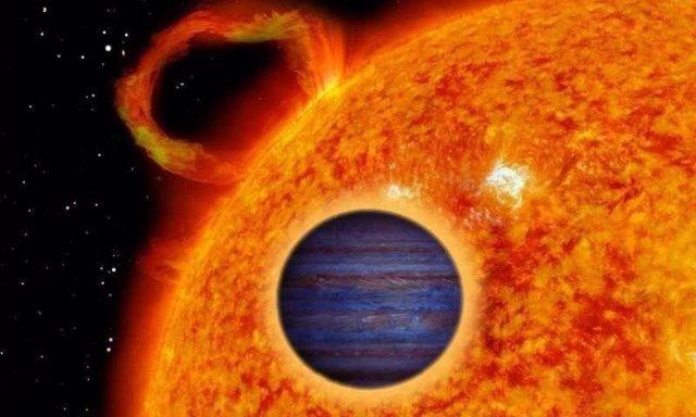 Júpiter caliente