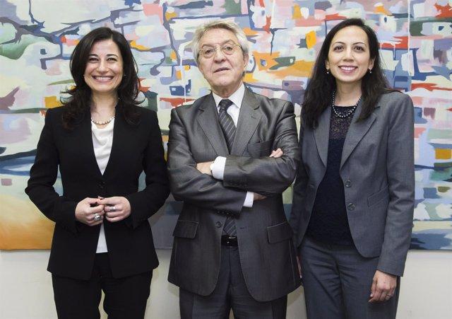 Acuerdo de colaboración entre Roche y la SEN