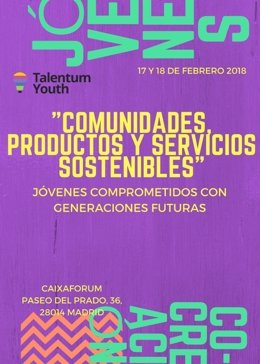 Talentum Yoth Conference Madrid '18